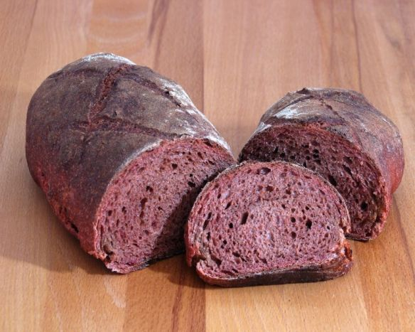 Rote Beete Brot