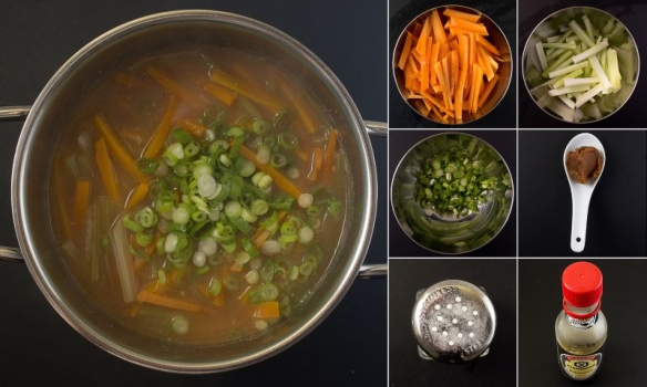 miso suppe serie