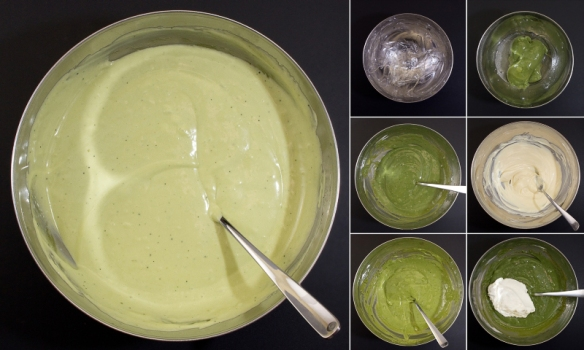 Matcha Mousse Serie